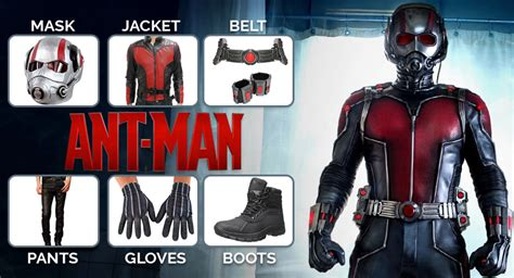 A Better Guide To Complete Ant Man Costume