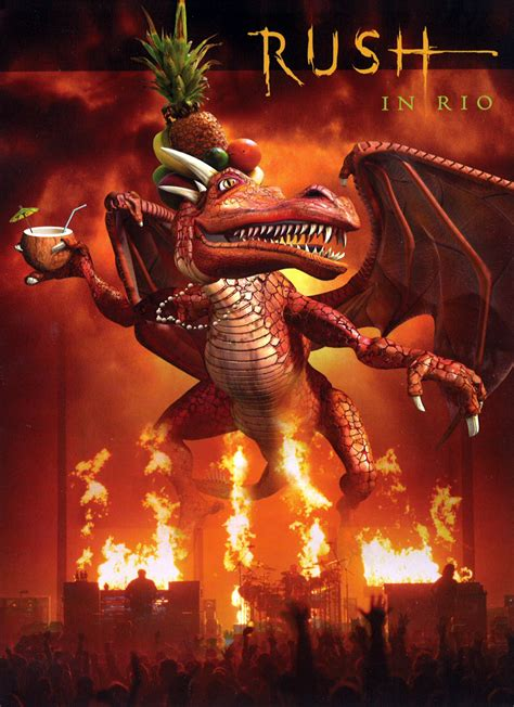 Rush: Rush in Rio Concert Video - Video Information and ...