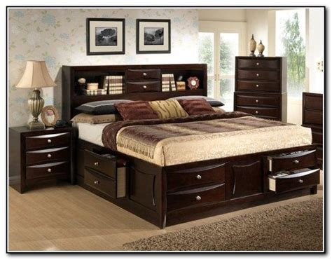 king bed with bookcase headboard king bed with bookcase headboard stunning kids beds