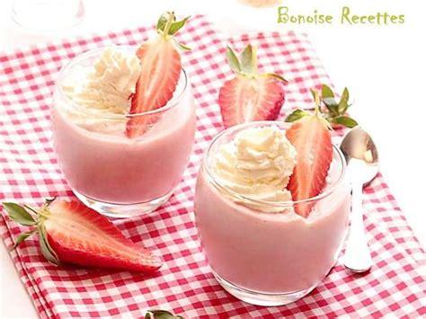 dessert fraise chocolat blanc recettes de g 226 teau sans cuisson et cupcakes