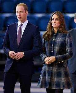 Kate Middleton and Prince William leave Prince George at ...