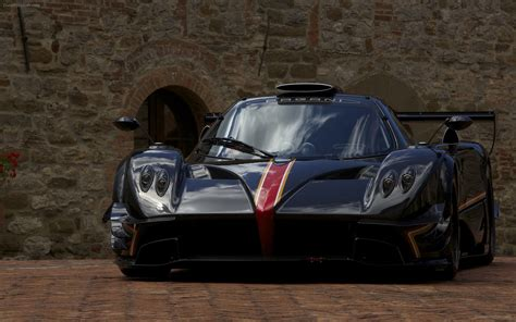 Pagani Zonda Revolucion 2018 Widescreen Exotic Car Picture