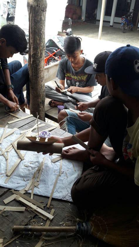 Komunitas Atmago Brebes Mengadakan Pelatihan Miniatur ...