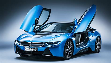 Bmw I8 Selling At Msrp In Us