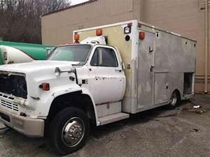 Gmc 7000  1988    Emergency  U0026 Fire Trucks