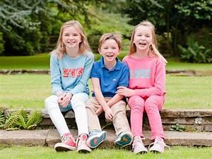 Three lovely siblings - Haywards Heath Family Photographer