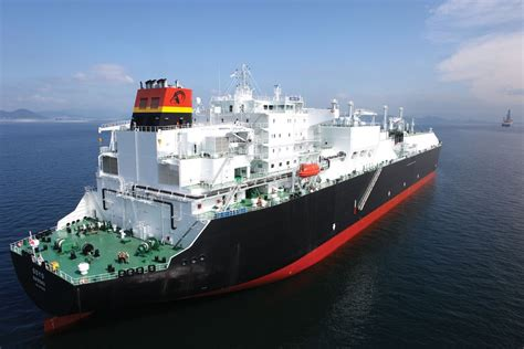 Angola Lng Ships First Cargo