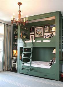 Small Space Inspiration: Bunk Beds & Lofts Apartment Therapy