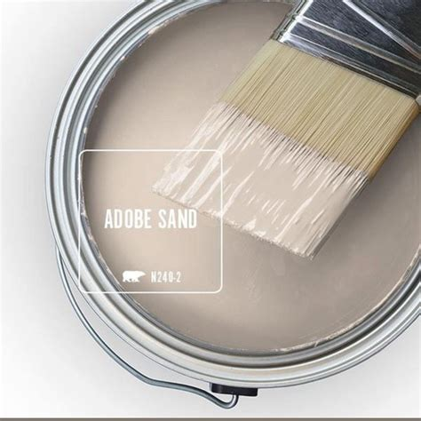 adobe sand behr paint color home behr