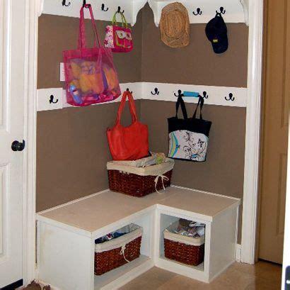 Corner Entryway Storage - 25 best corner storage ideas on diy storage