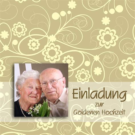 einladung goldene hochzeit muster einladung einladungskarten goldene hochzeit dankeskarten shop