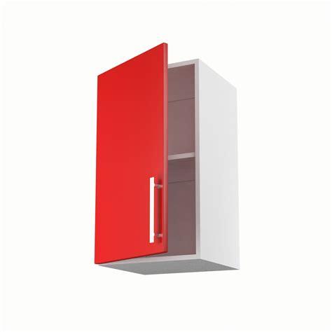 meuble cuisine 40 cm largeur meuble de cuisine haut porte dlice h x l x p cm