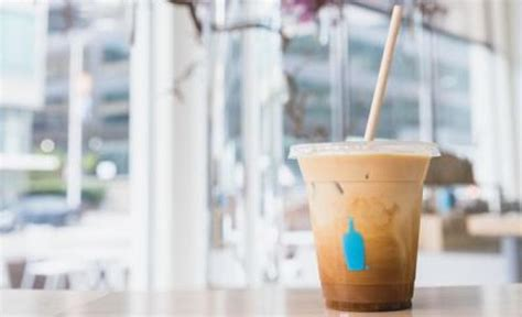 Vietnamese iced coffee is one part espresso and the other condensed milk. Blue Bottle Coffee   Hudson Yards