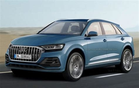 Audi Q8 2020 by 2020 Audi Q8 Suv Has Been Rendered For The Time