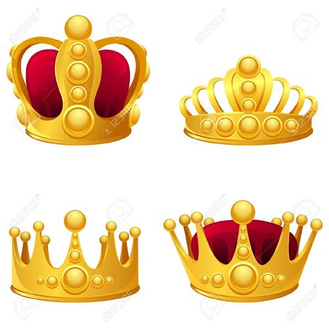 Clip Art Queen Crown King And Queen Crowns Clipart