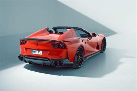 ❗️ no affiliation with #ferrari tag or dm me your 812 gts pics! 2021 Ferrari 812 GTS by Novitec #621757 - Best quality ...