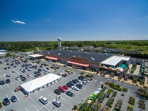 home depot complex lewes md de commercial development
