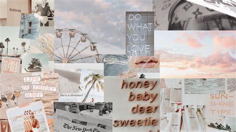 laptop aesthetic collage wallpaper in 2020 desktop