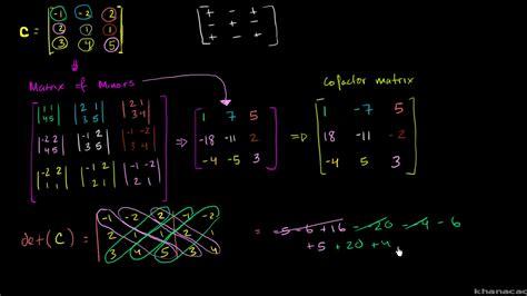 inverse matrix berechnen  matrices inverse matrizen
