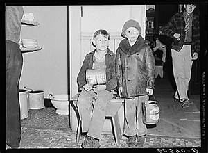 A Photo Essay On The Great Depression
