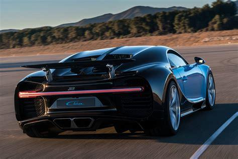 Official 2017 Bugatti Chiron Gtspirit