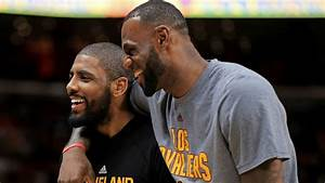 NBA trade rumors: Kyrie Irving reportedly thinks LeBron ...