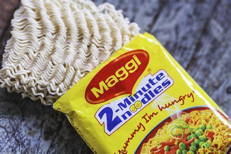 maggi noodles lead food banned  indias capital