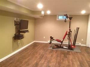 Basement Gym Ideas Modern Home Design, Basement Gym Ideas