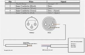5 Pin To 3 Pin Dmx Diagram
