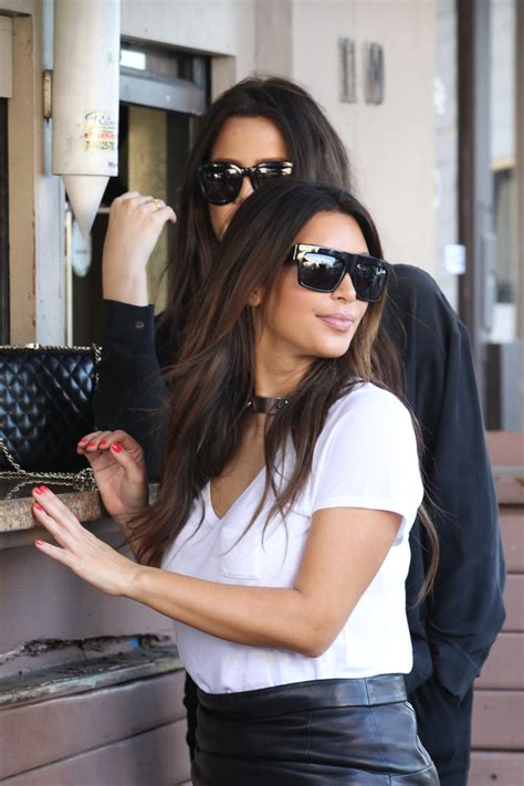 More Pics of Khloe Kardashian Red Nail Polish (22 of 22 ...