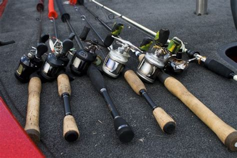 types  fishing rods buy
