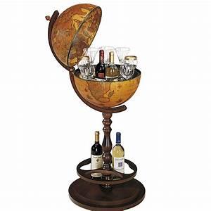 Globus Als Bar : bar globe icaro met verborgen wielen usi maison ~ Sanjose-hotels-ca.com Haus und Dekorationen