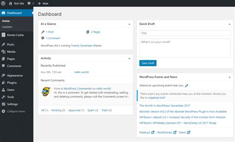 What Is The Wordpress Admin Dashboard? (overview And Tips
