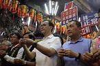 朱立倫:蔡英文只對特地人士 才講中華民國總統 | 政治 | NOWnews 今日新聞