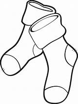 Socks Coloring Sock Christmas Drawing Pages Printable Stockings Pair Stocking Sheets Printables Technical Getdrawings Preschool Getcolorings Colors Clipartmag Mpmschoolsupplies sketch template