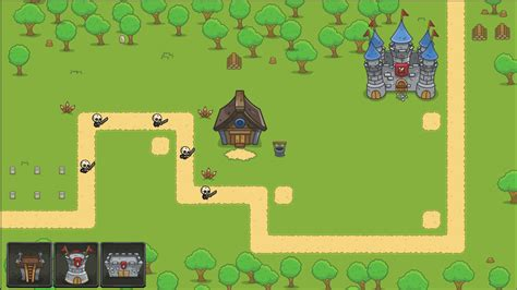 Github Rion52d Towerdefense Tower Defense Game Created