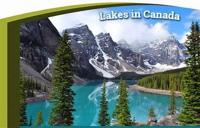 Canada Lakes Visit Five Ontario Lake