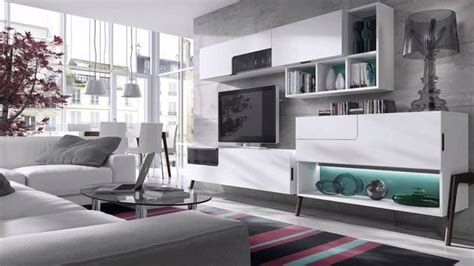 muebles de salon modernos blancos youtube