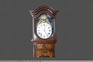 horloge de parquet xixe siecle n1154 With horloge parquet