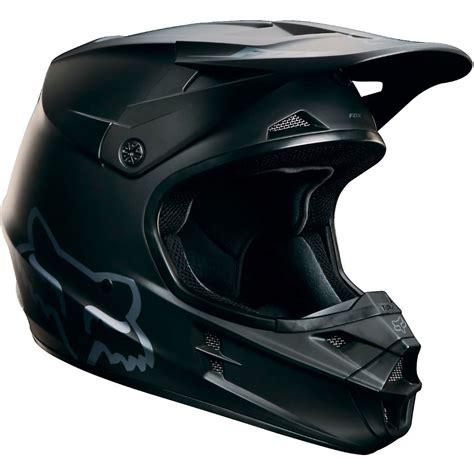 canada motocross gear fox racing v1 matte black helmet fortnine canada