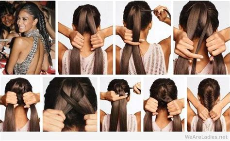 Easy DIY hairstyles for women