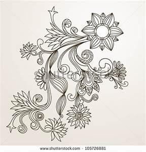 Easy Flower Designs To Draw | Joy Studio Design Gallery ...