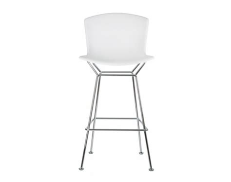 bertoia plastic bar counter height stool gotham