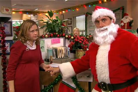 the office holiday episodes season 4 the office recap so this is tv vulture