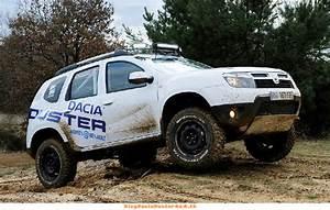 Dacia Catalunya Club Consejos para el 4x4 en el Dacia Duster Dacia Duster