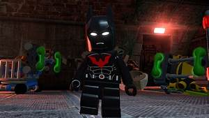 Preview Bat Swinging Into Action In LEGO Batman 3 Beyond