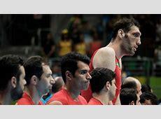 La estrella de Irán, un jugador de voleibol sentado que