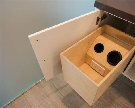Hair Dryer Drawer Ideas, Pictures, Remodel and Decor