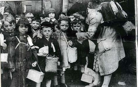 The Second World War local evacuees - Liverpool Echo