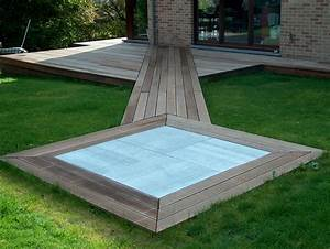 Bois De Terrasse : terrasse mixte bois et dalles ~ Preciouscoupons.com Idées de Décoration